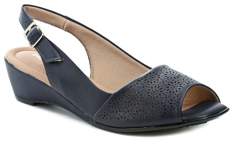 78a81f09e Piccadilly 161142 tmavě modré dámské sandály - Glami.cz