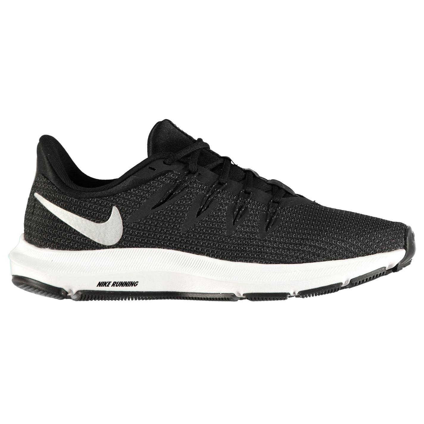 Nike Quest dámské běžecké boty Black/Silver