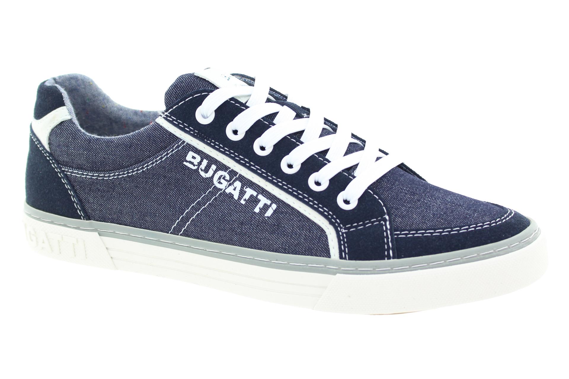 BUGATTI Tenisky pánské dark blue 321 72002 5400 4100 847