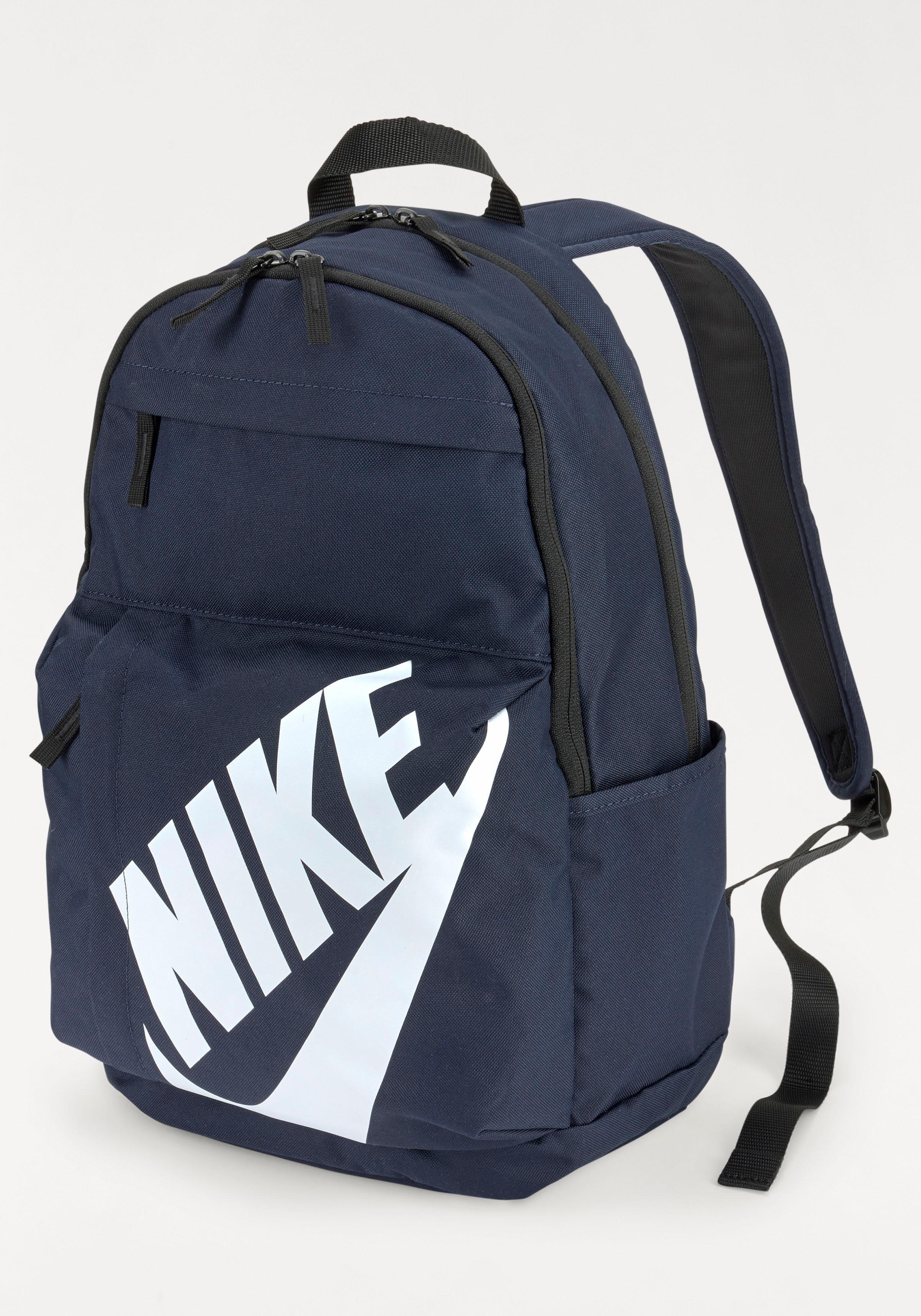 Nike Sportovní batoh »UNISEX NSW ELEMENTAL BACKPACK« modrá