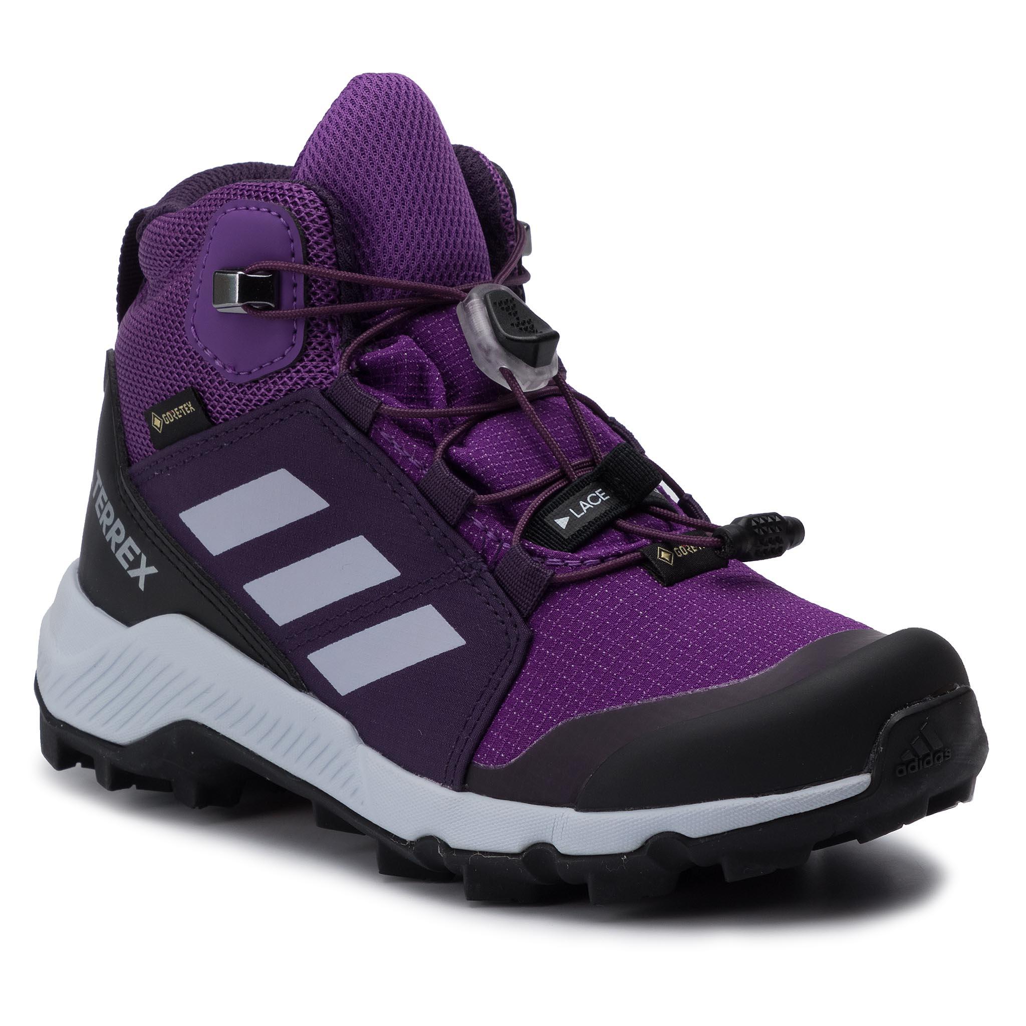 aliexpress wyglądają dobrze wyprzedaż buty Pierwsze spojrzenie adidas Terrex Mid Gtx K GORE-TEX BC0597