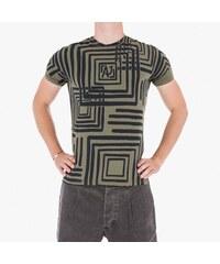 04bf7aef7 Pánská trička a tílka Armani Jeans | 100 kousků na jednom místě ...