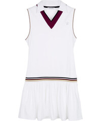 78ce5ecc1 Tony Trevis dámské golfové šaty růžovo černé - Glami.cz