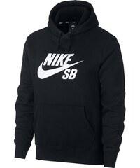 e2033b930 Pánská mikina Nike SB ICON HOODIE PO ESSNL XS black/white XS