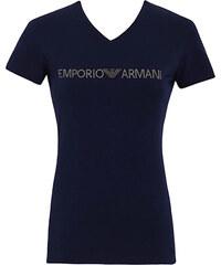3cb6355ccce5 Dámské topy, trička a tílka Emporio Armani | 110 kousků na jednom ...