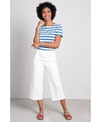 9a6bb5612 Seasalt Cornwall Tričko z bio bavlny Sailor světle modré