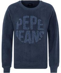 514c8d8ac Pepe Jeans dámská tmavě modrá mikina Cameron