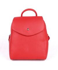 7278cc7e4 David Jones Paris Malý městský batoh David Jones CM5184 červený, obsah 5l