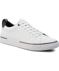 e7e99ccc2 Tommy Hilfiger pánská obuv EM56820815 V2385IC 1D 1 bílá - Glami.cz