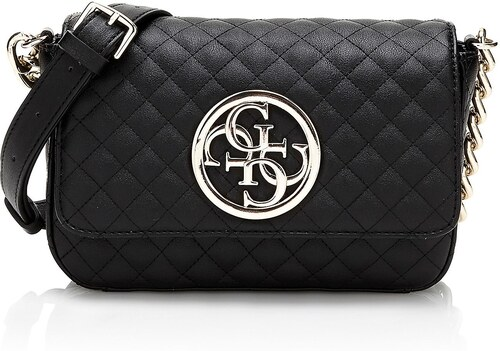 8a0496476cc GUESS Kabelka G Lux Quilted Crossbody - Glami.cz