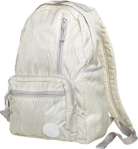 96f600a89 Smetanový batoh Converse Go Backpack - Glami.cz