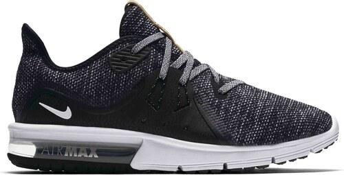590509b4c Dámské Tenisky Nike WMNS AIR MAX SEQUENT 3 BLACK/WHITE-DARK GREY ...