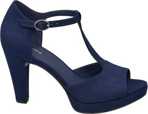Damen Deichmann Graceland Neu Schuhe Blau Sandalette hxrsCtQd