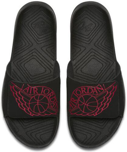 Pantofle Air Jordan Hydro 7 Black Red AA2517-062 - Glami.cz