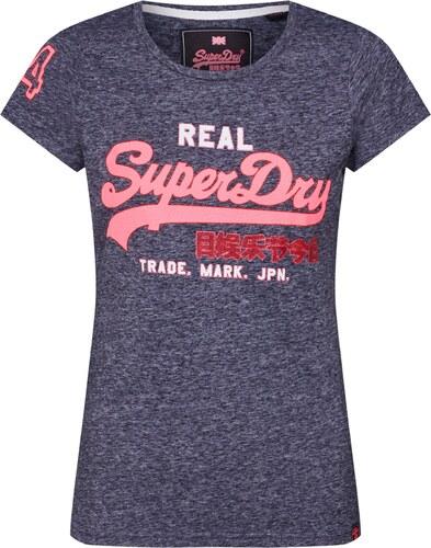 Dámská Trička s Krátkým Rukávem Superdry �?BASTARDI fashion