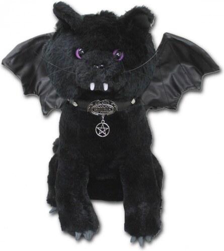 Zdarma černá kočička klip