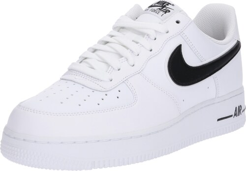Nike Sportswear Tenisky 'Nike Air Force 1 '07 3' černá ...