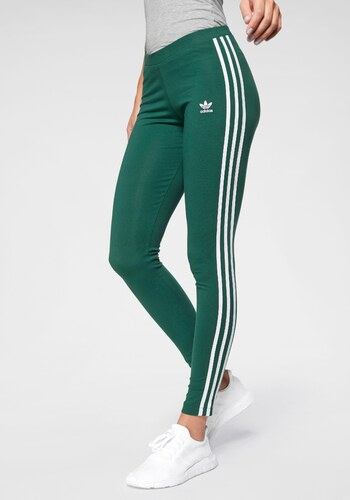 71f176f0d adidas Originals Legíny »3STR TIGHT« zelená - Glami.cz