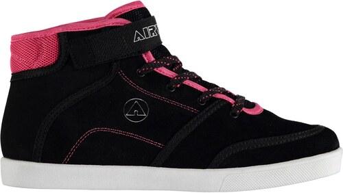 boty Airwalk Malibu Mid dámské Skate Shoes Black/Pink - Glami.cz