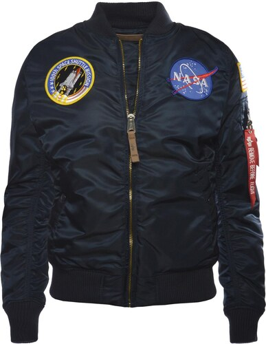 b3cdbca80 Alpha Industries MA-1 VF Nasa Bomber Bunda - Glami.cz