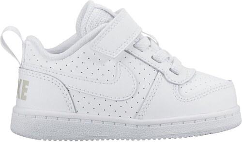 20be2d6ac Dětské tenisky Nike COURT BOROUGH LOW (TDV) WHITE/WHITE - Glami.cz