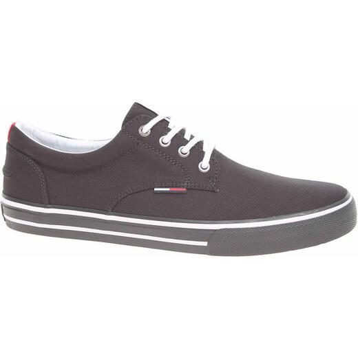e27c2518d Pánská obuv Tommy Hilfiger EM0EM00001 black EM0EM00001 990 - Glami.cz