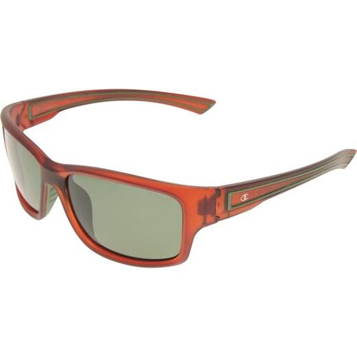 Champion CU5111 Sunglasses Mens Matte Tran Brwn 348177