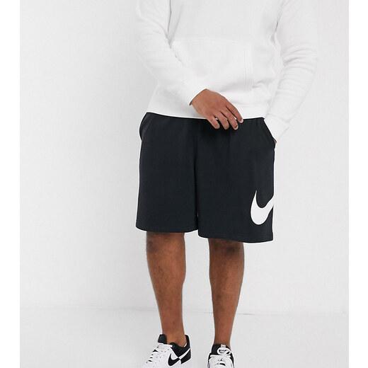 Nike Sportswear Mens Size 36 Woven Shorts Black 927925-010