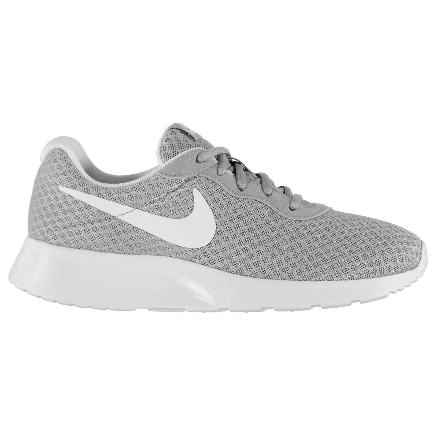 boty Nike Tanjun dámské Grey/White