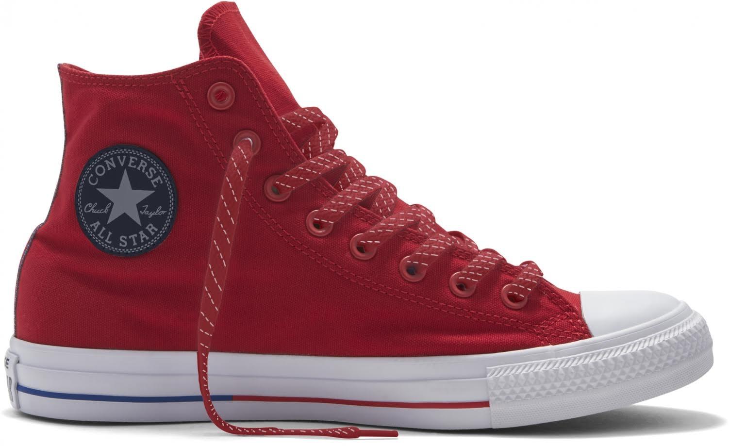 395686610 Unisex kotníkové boty Converse Chuck Taylor All Star červené - Glami.cz